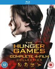 THE HUNGER GAMES - Collezione Completa (4 FILM) BLU-RAY NUOVO Blu-Ray (lib95306)