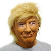 Donald Trump Mask Presidential Costume The USA Prisident 2020 Latex Cospaly Mask