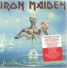 Iron Maiden:Seventh Son Of A Seventh Son-Mini Vinyl LP Replica, New & Sealed CD