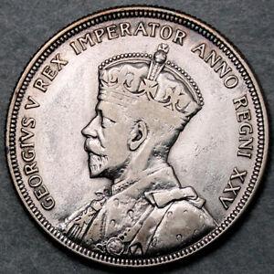 Canada George V 1935 Silver Dollar   #150918