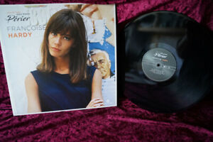 Francoise Hardy...LP...Collection Jean-Marie Perier.( neuware 2020 )