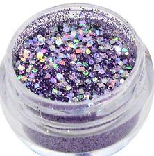 2-2,5g  Hologramm Glitter Lilaco M-18 Lila           Bling Bling