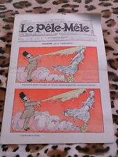 Magazine - LE PÊLE-MÊLE, n° 37, 16/09/1906