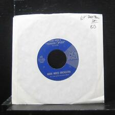 "Mark Wirtz Orchestra - Theme From A Teenage Opera 7"" VG+ 825 Rare Label Vinyl 45"