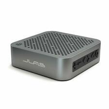 JLab Audio Crasher Mini, Metal Build Portable Splashproof Bluetooth Speaker