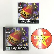 Kula Mondo Gioco Playstation 1 STAMPA EUROPEA uno PSX Retrò Usato non testato