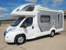 Campers, Caravans & Motorhomes with Awning