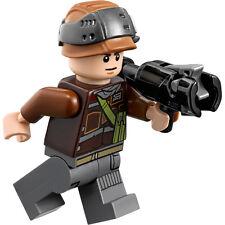 LEGO STAR WARS 75164 ROGUE ONE REBEL Trooper MINIFIGURE LUKE LEIA yoda speeder