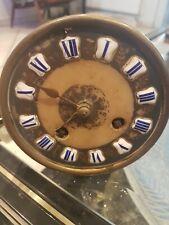 Mouvement Pour Pendule- Ancien Horloge