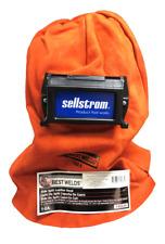 Best Leather Welding Helmet Hood Sellstrom With Flip Front Adaptor