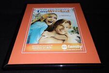 Love Wrecked 2007 ABC Family Framed 11x14 ORIGINAL Advertisement Amanda Bynes