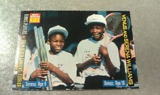 Serena Williams SI For Kids Venus Williams - Rookie - Age 9 and 10 Tennis Stars