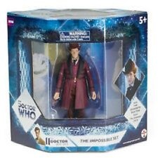 Doctor Who  11th Doctor and Clara Oswald The Impossible Set Action Figures