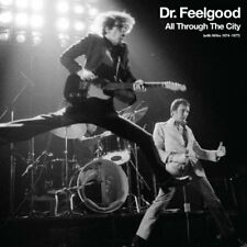 Dr Feelgood - All Through The City (with Wilko 19741977) [CD]