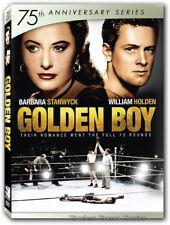 Golden Boy DVD New Barbara Stanwyck, Adolphe Menjou, William Holden, Lee J. Cobb