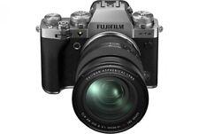 Fuji Fujifilm X-T4 + XF16-80mm Lens Digital Camera Kit in Silver (UK Stock) BNIB