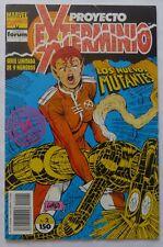 Comic Proyecto Exterminio,Marvel comics,forum,Numero 2,Stan Lee