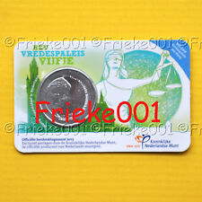 Nederland - Pays-Bas - 5 euro 2013 in blister.(Vredespaleis)