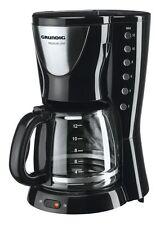 Grundig KM 5260 Filter-Kaffeemaschine Kaffeeautomat 12 Tassen Schwarz/Edelstahl