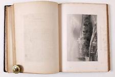 1840 UK London AMERICAN SCENERY by N P Willis Book with 53 Engravings