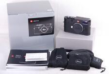 In Stock New Leica M10 Digital Rangefinder Camera Black #20000 w/1-year warranty