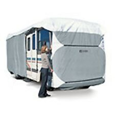 RV Cover fits RVs from 28' to 30' Class A 4 Layers.