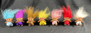 Rare Troll Lot Of 7 Collection!! 2005 D.A.M.!!