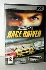 TOCA RACE DRIVER GIOCO USATO OTTIMO PC DVD EDIZIONE ITALIANA PAL FX GD1 36936