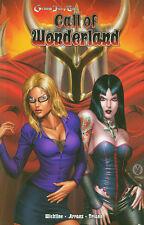 CALL OF WONDERLAND VOL #1 TPB GRIMM FAIRY TALES Zenescope Comics NEW TP