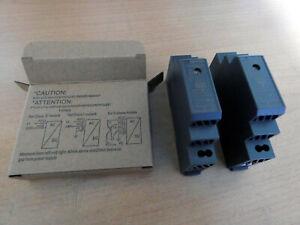2 Stück MEANWELL HDR-15-12 15W 12V 1,25A DIN Rail Hutschienennetzteil