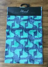 FANTASTIC Door Mat by MAD ABOUT MATS bird pattern NEW sea salt collection