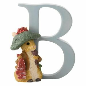 PETER RABBIT Alphabet Letters by Beatrix Potter 'B'