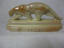 Frankoma Pottery FFCA1999 Puma Desert Sand Frankoma Family Collectors Assoc