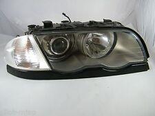 2001 BMW 330I OEM PASSENGER RIGHT SIDE HEADLIGHT, XENON FITS E46, 352I, 323I