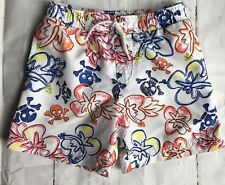 bathing suit size 2T 24 months Pirates Boys swimwear baby Trunks Shorts Toddler