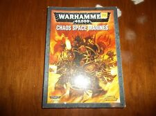 Games Workshop: Warhammer 40K - CHAOS SPACE MARINES a