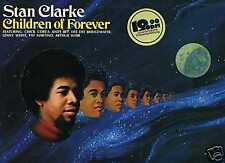 STAN CLARK -Children Of Forever LP (Polydor 1973)