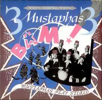 3 MUSTAPHAS 3 - Bam! Mustapa Play Stereo - 1985 UK LP