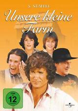 6 DVDs * UNSERE KLEINE FARM  ~ SEASON / STAFFEL 5 # NEU OVP +