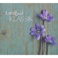 LANDLUST KLASSIK 2 CD NEU MIT MOZART UVM.