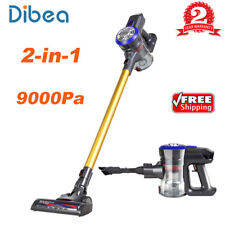 Dibea D18 Cordless Handheld Stick Vacuum Cleaner 9000Pa Suction 550ml Dust Box