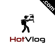 HOTVLOG.com 7 Letter Short  Catchy Brandable Premium Domain Name for Sale