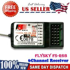 FlySky FS-R6B 2.4Ghz 6-Channels AFHDS Receiver for FS-GT3B