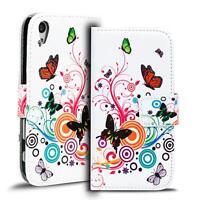 Motiv Tasche Sony Xperia M4 Aqua Flip Case Schutz Hülle Handy Etui Wallet Cover