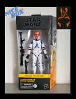 Star Wars Black Series Clone Wars 332nd Ahsoka Tano Clone Trooper Walmart NICE🔥
