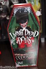 living dead dolls doll toy soldier trés bon état  et complet mezco toys