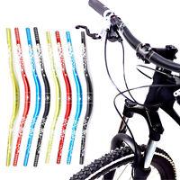 31.8MM Aluminium Alloy MTB Mountain Downhill Bike Handlebar Bicycle Riser Bar