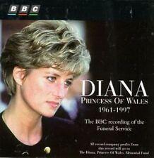 Diana Princess Of Wales - John Elton/ CD