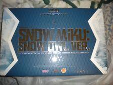 Exclusive Authentic Good Smile Co. Snow Miku 2016 ver. (OWL) Nendoroid SEALED