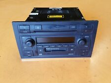 AUDI A4 B6 CONVERTIBLE 1.8T 03 RADIO CD CHANGER SYMPHONY